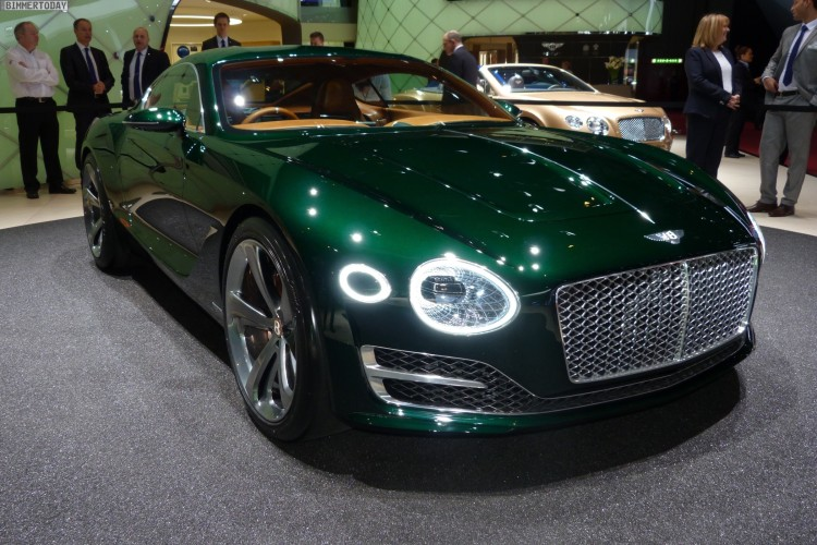 Bentley EXP 10 Speed 6 Concept Car 2015 Genf Autosalon Live 11 750x500