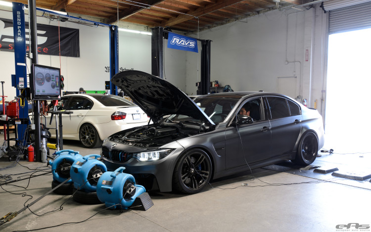 Frozen Mineral Grey BMW F80 M3 By European Auto Source 6 750x469