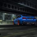 Vorsteiner Yas Marina Blue GTRS4 Widebody