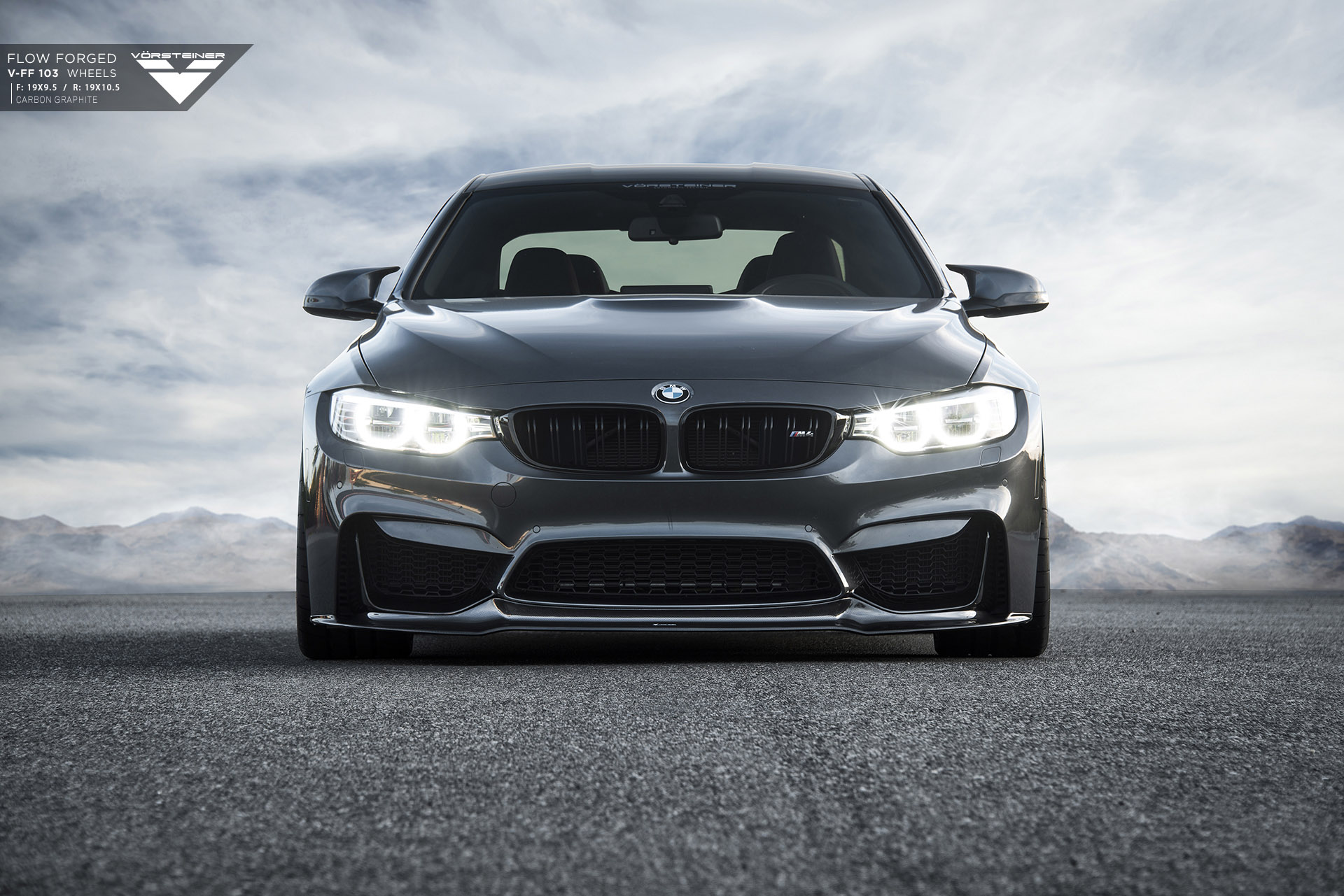 Vorsteiner Gts Bmw M4 On V Ff 103 Wheels