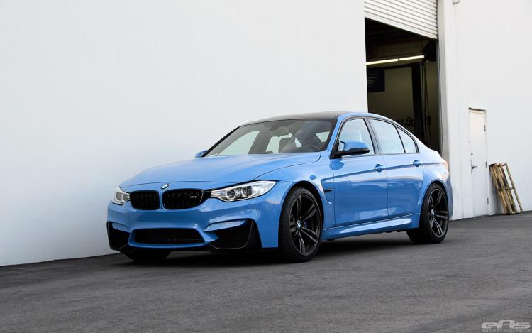 Yas Marina Blue BMW F80 M3 Gets Some Essential Updates 5 750x469