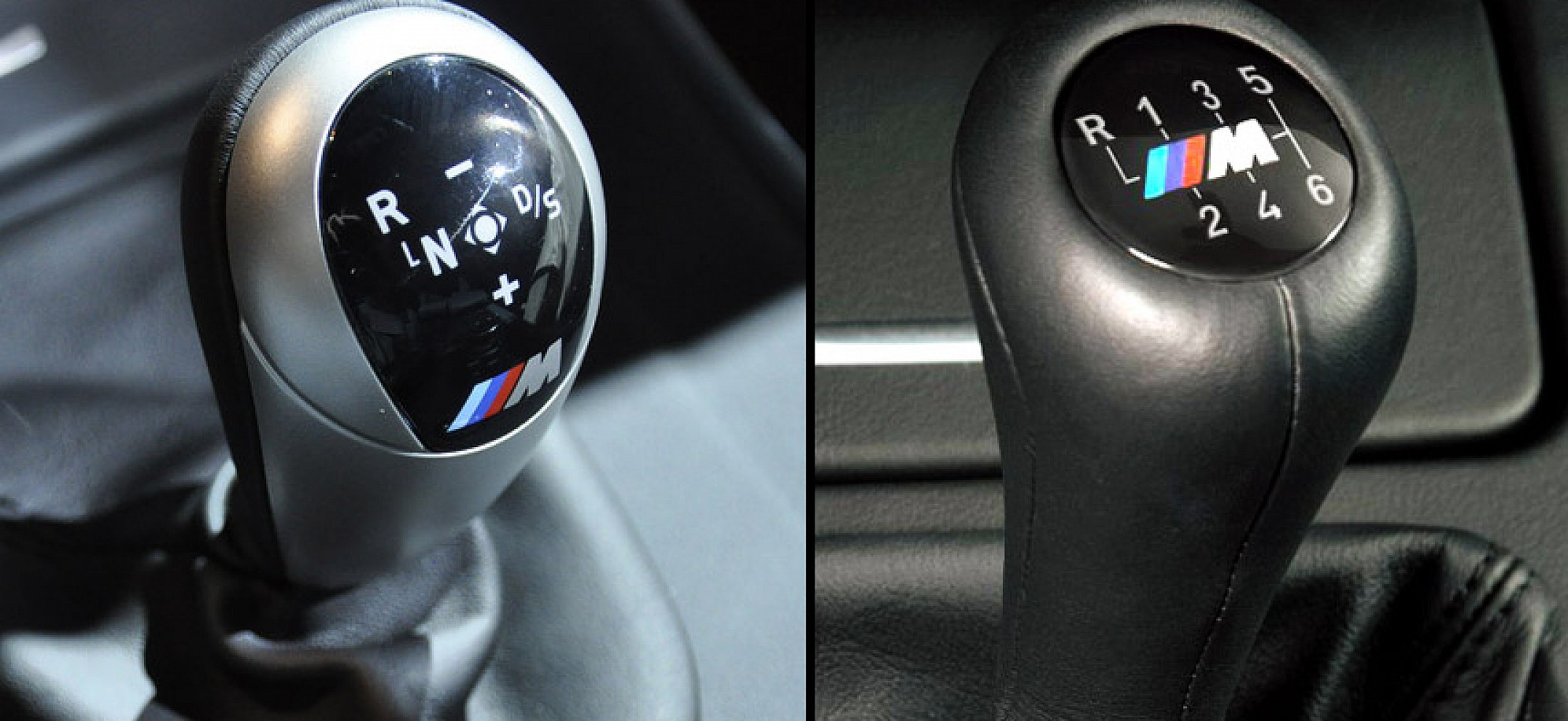 bmw manual dct