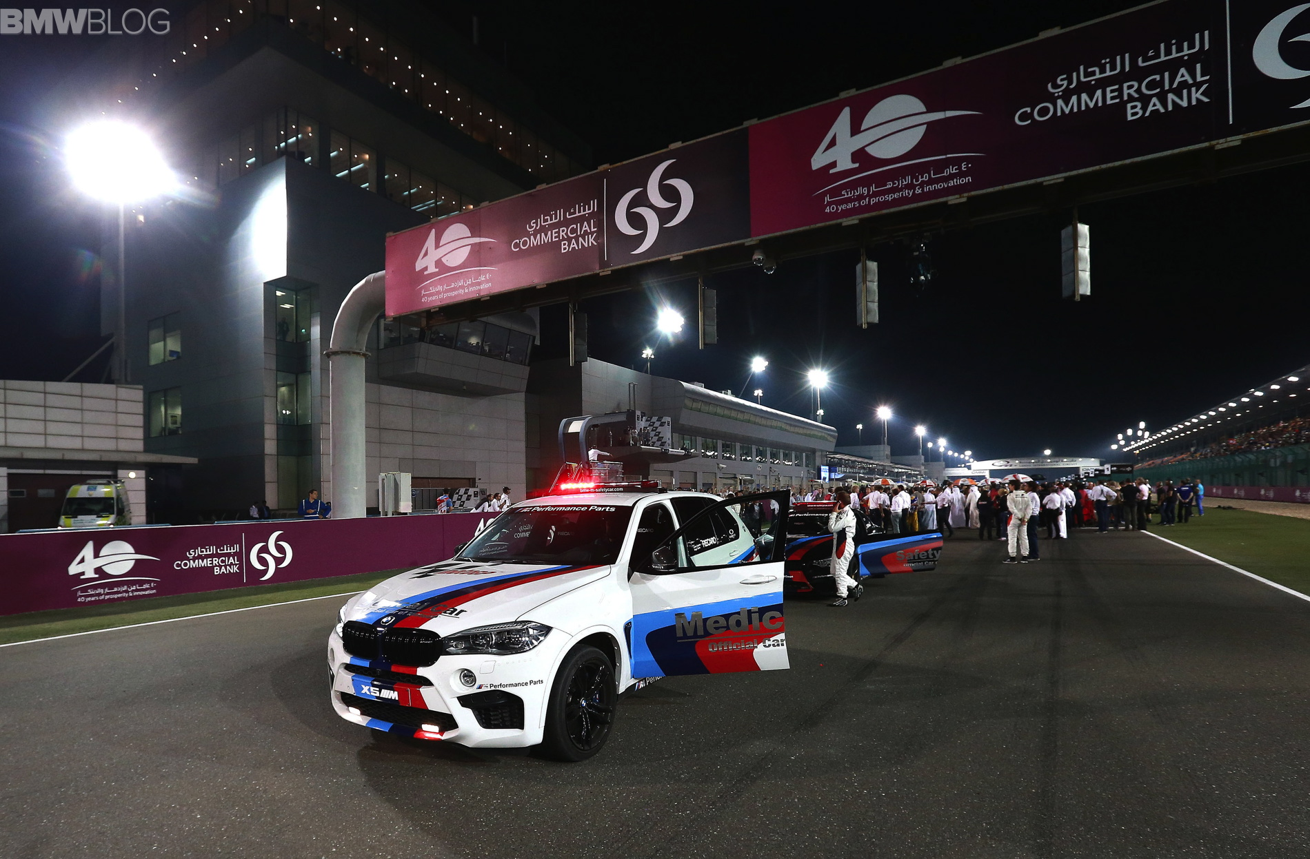 bmw safety car motogp images 01