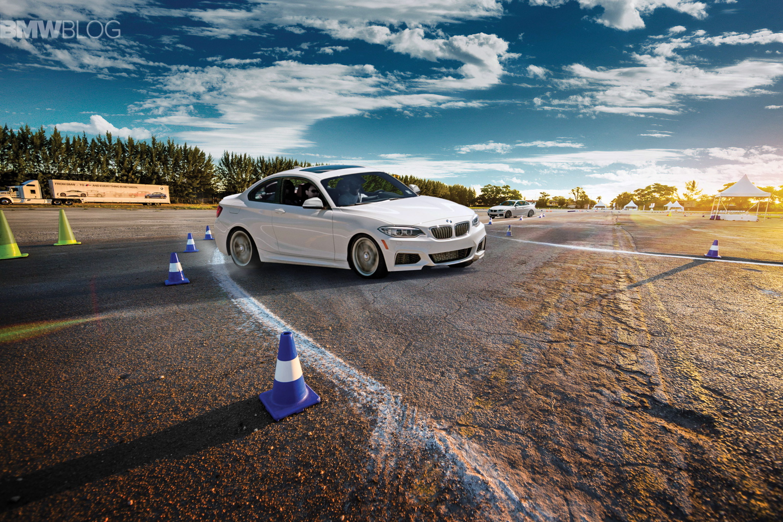 Bmw Driving School >> BMW is launching the 2015 Ultimate Driving Experience tour