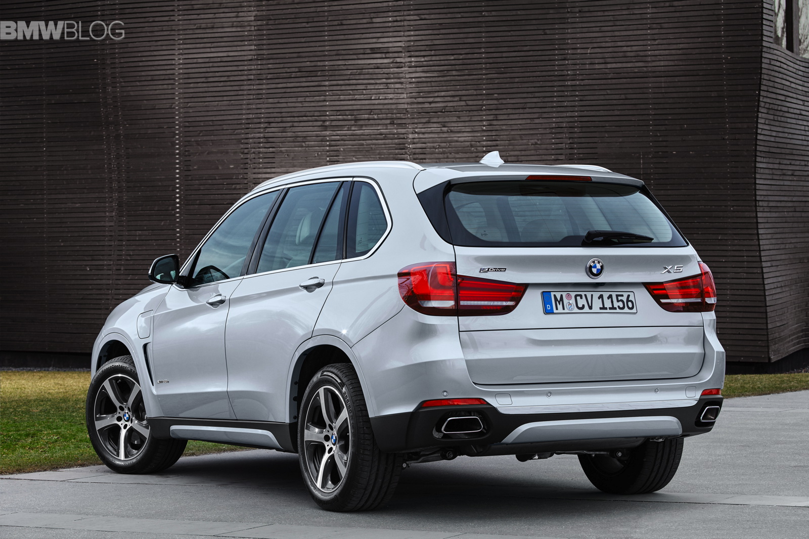Bmw X5 Xdrive40e Images 29