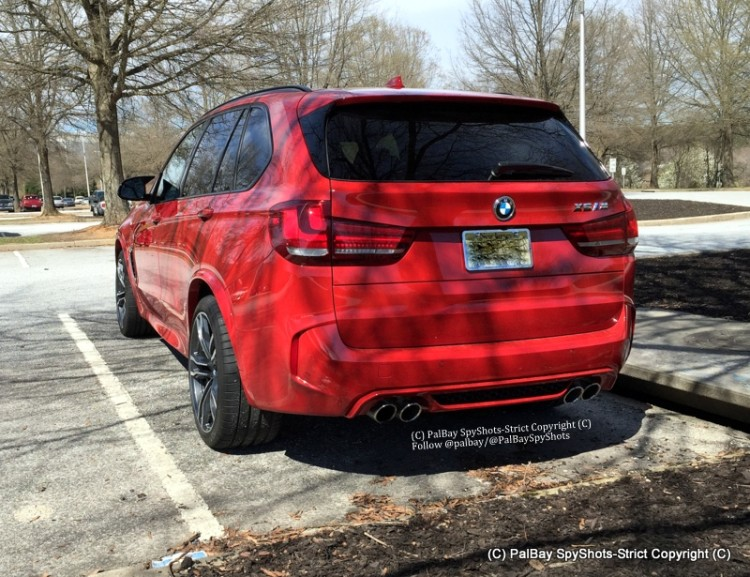 Bmw X5m Melbourne Red 10 750x577