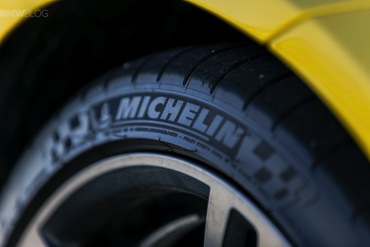 Tire Review Michelin Pilot Super Sport On E46 Bmw M3