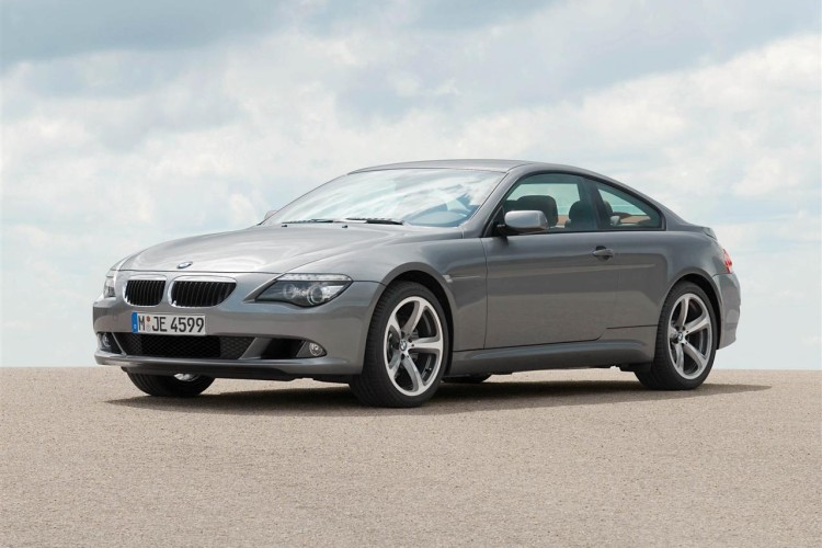 What to Look for When Buying a Used E63 or E64 BMW 6 Series