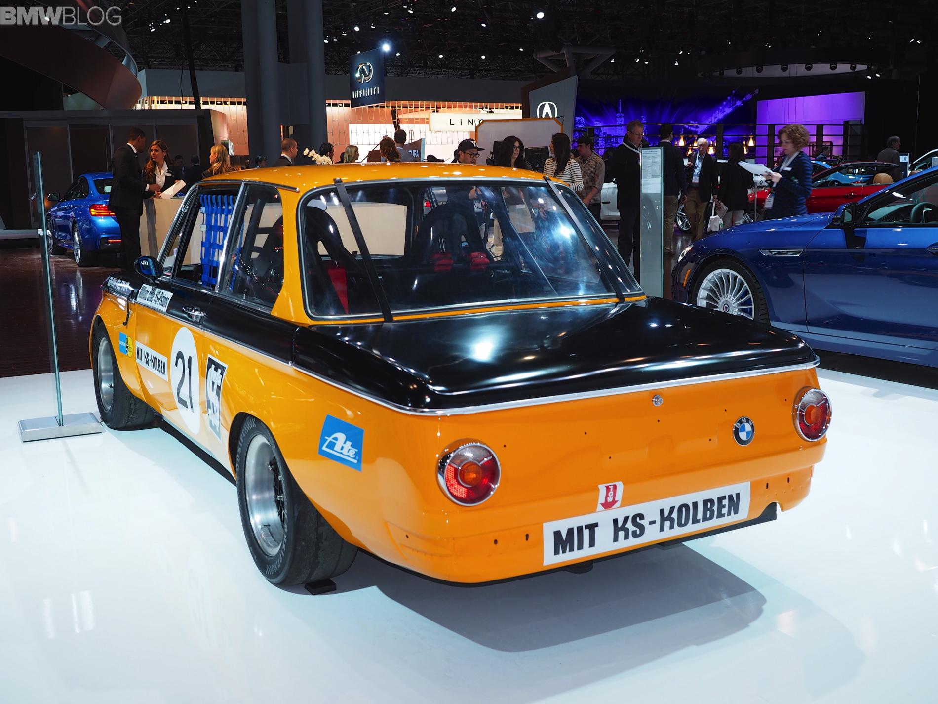 2015 NYIAS: 1970 BMW ALPINA 2002ti