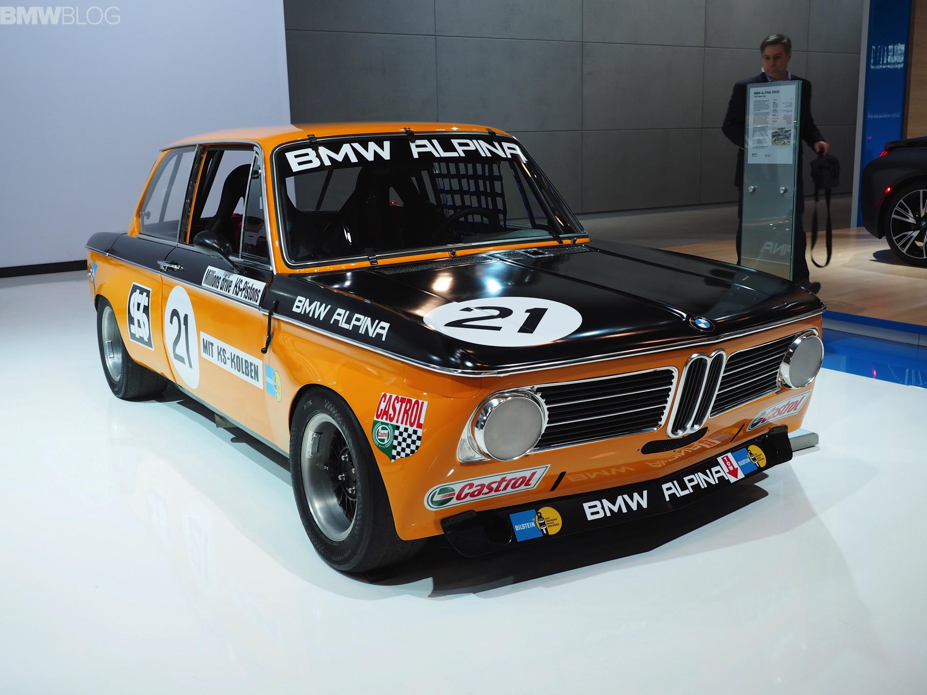 1970 BMW ALPINA 2002ti images 10