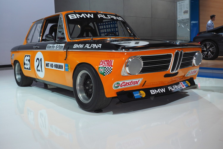 1970 BMW ALPINA 2002ti images 11 750x500