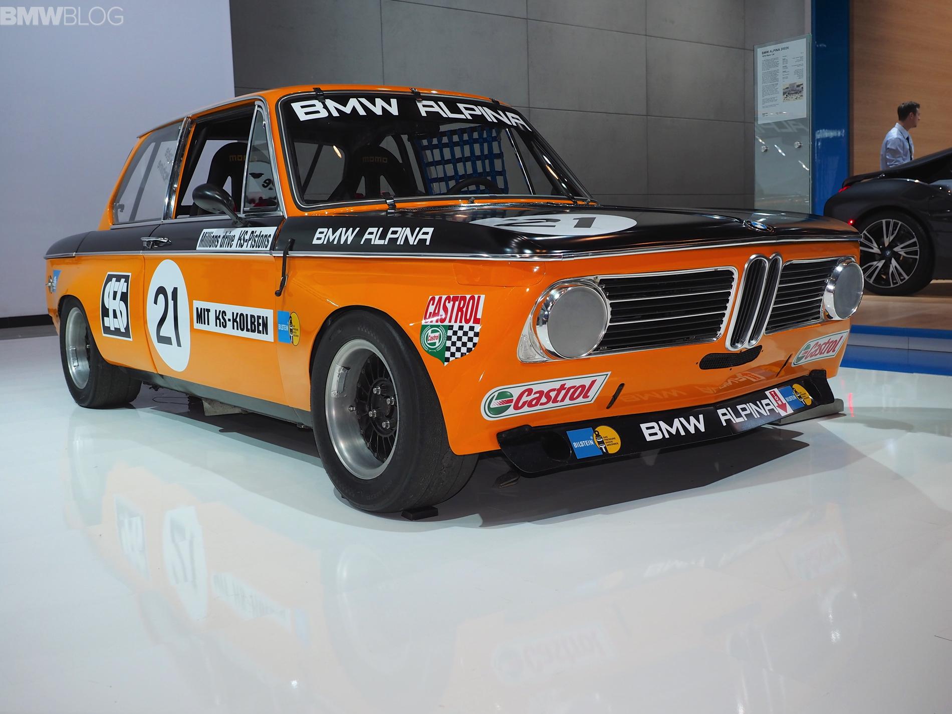 1970 BMW ALPINA 2002ti images 11