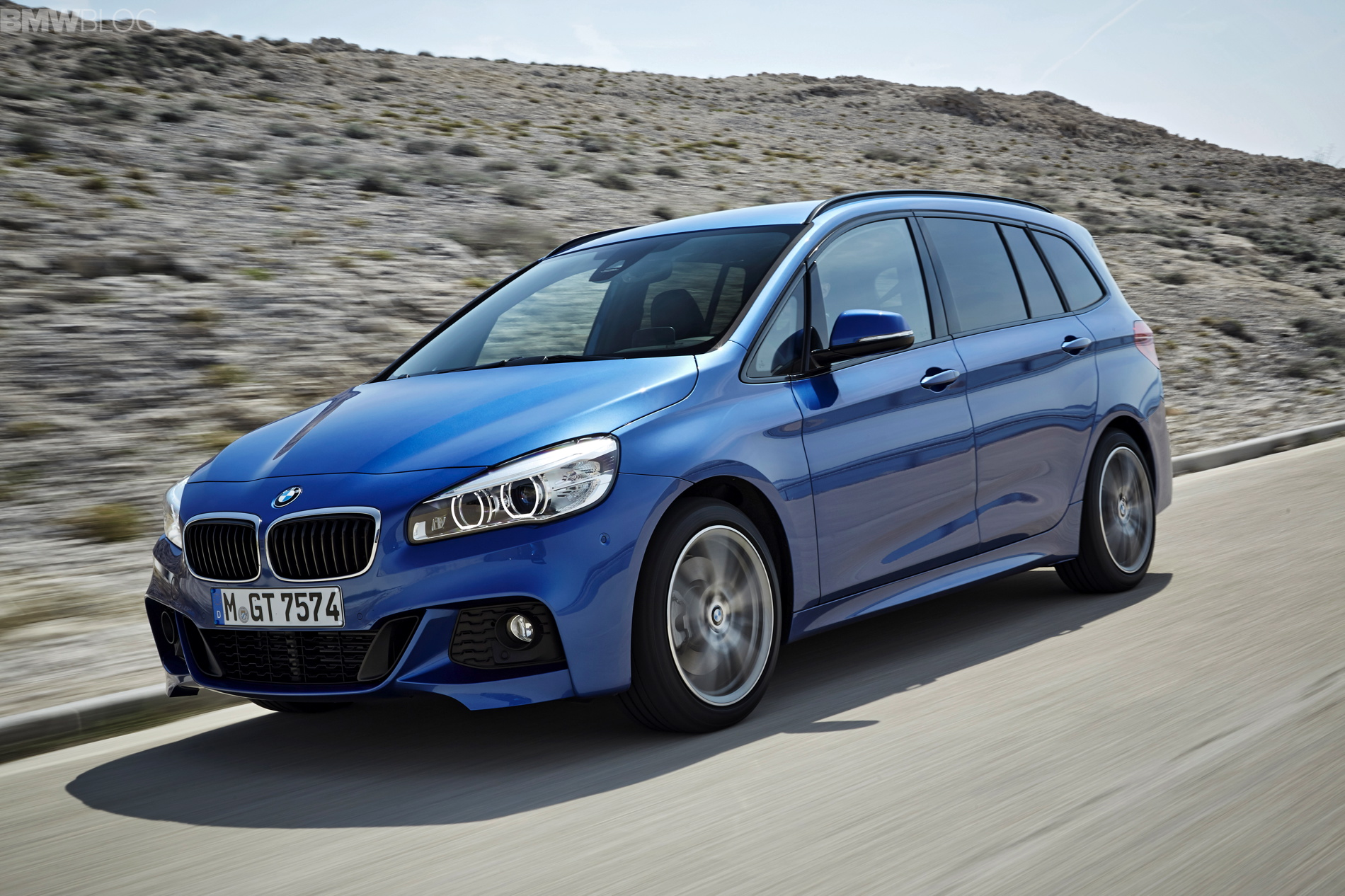 5 Reasons to buy the 2 Series Gran Tourer