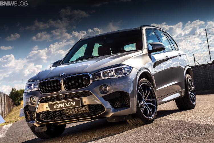 2015 BMW X5 M - New Photos