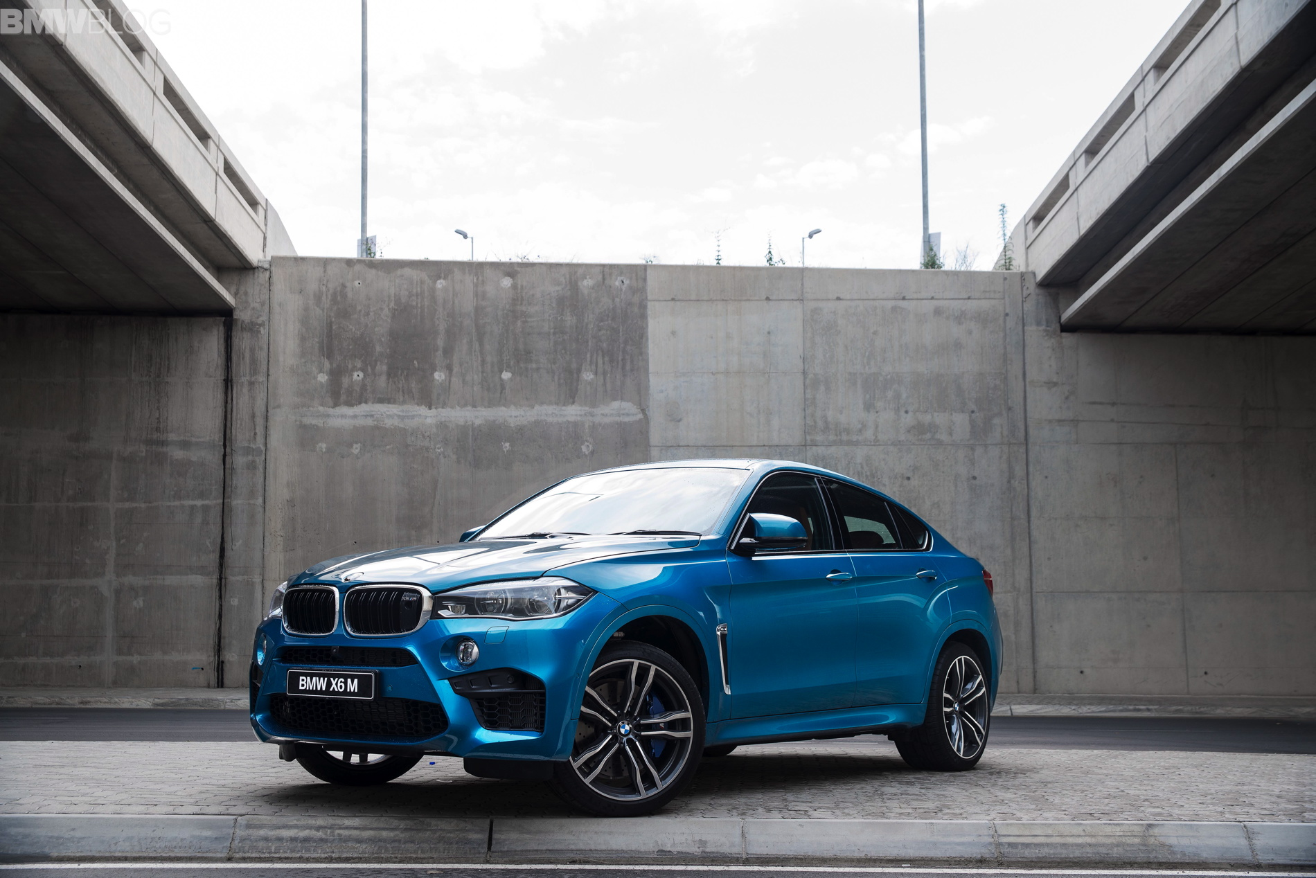 Video Bmw X6 M Does 0 60 In 3 95 Seconds At High Altitude