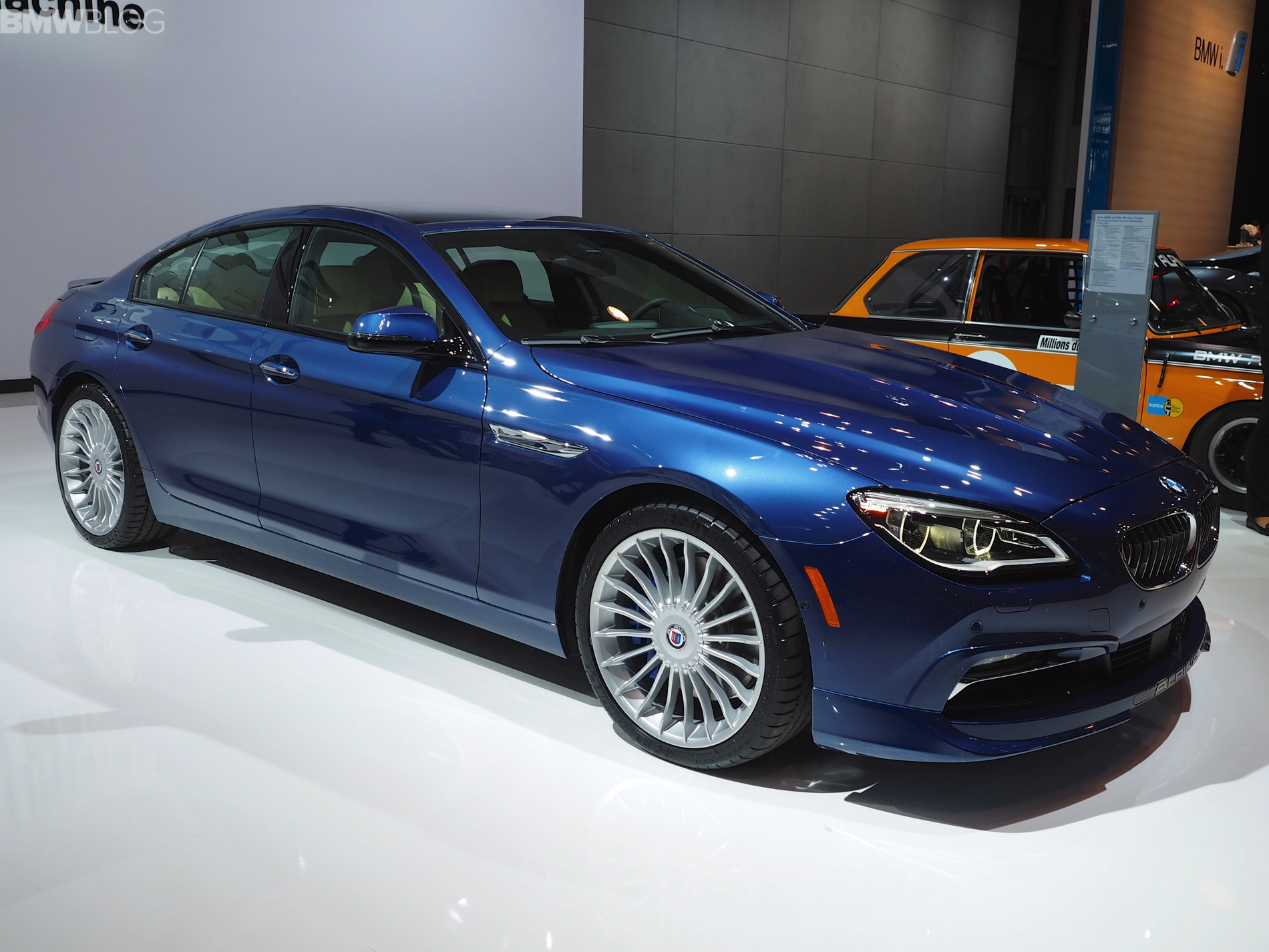 2015 Nyias 2016 Alpina B6 Xdrive Gran Coupe