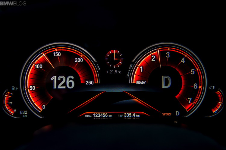 2016 bmw 7 series instrument cluster images 05 750x500