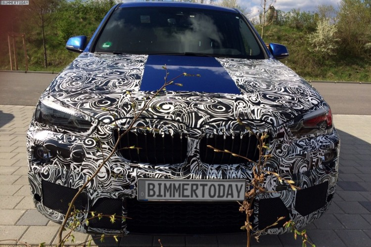 2016 bmw x1 spy photos 1 750x500