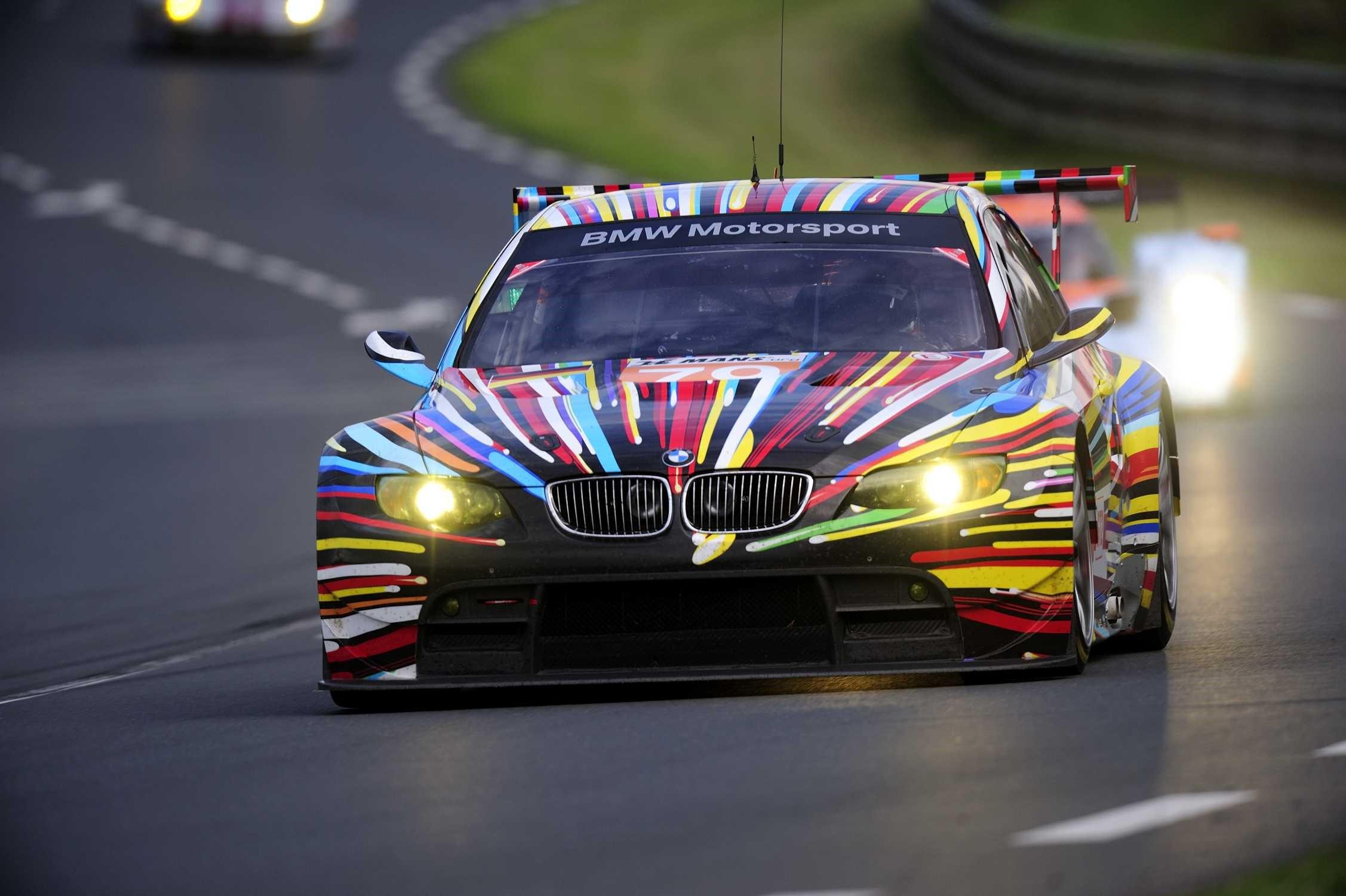 3. 2010 Jeff Koons M3 GT2