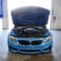 A BMW F82 M4 Gets A V8 Powerplant Installed By European Auto Source 1 120x120