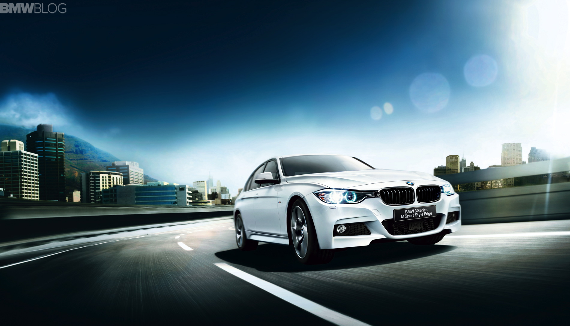 Bmw 3 Series M Sport Style Edge Edition For Japan