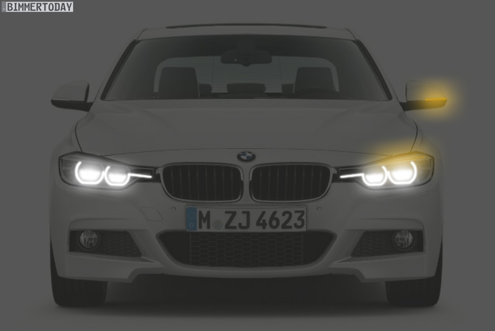 2016 Bmw 3 Series Lci Full Led Provides New Light Design-6360