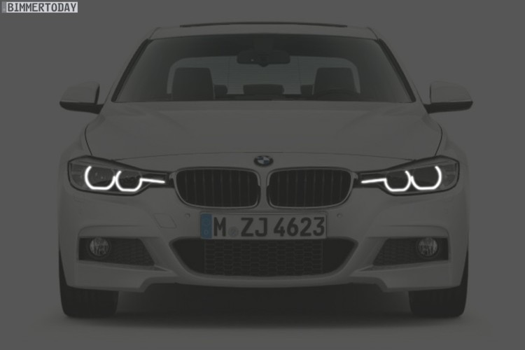 BMW 3er Facelift 2015 Licht Design F30 LCI 02 750x500