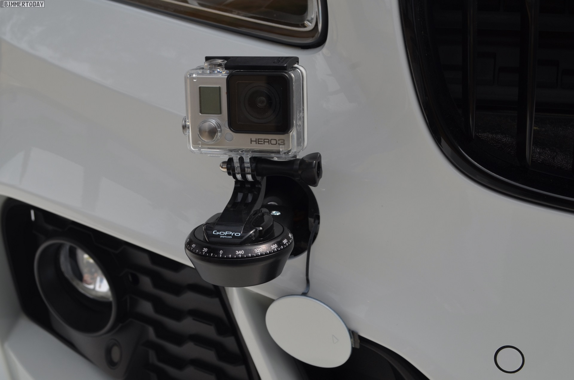 BMW Accessories for GoPro mounting 1