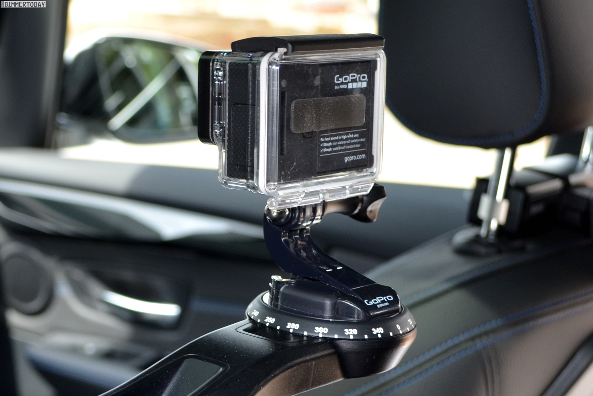 BMW Mounting Accessories for GoPro Cameras