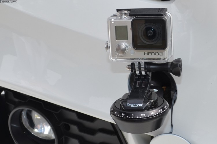 BMW Accessories for GoPro mounting-5