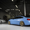BMW M3 with HRE R101 Wheels by IND Distribution