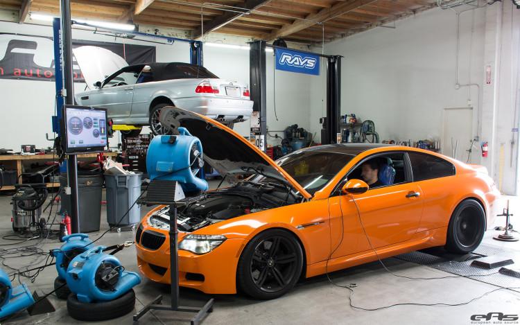 Fire Orange BMW M6 Showcase By European Auto Source 3 750x469