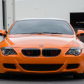 Fire Orange BMW M6 Showcase By European Auto Source