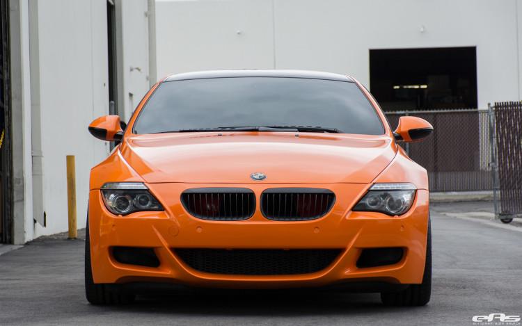 Fire Orange BMW M6 Showcase By European Auto Source 8 750x469