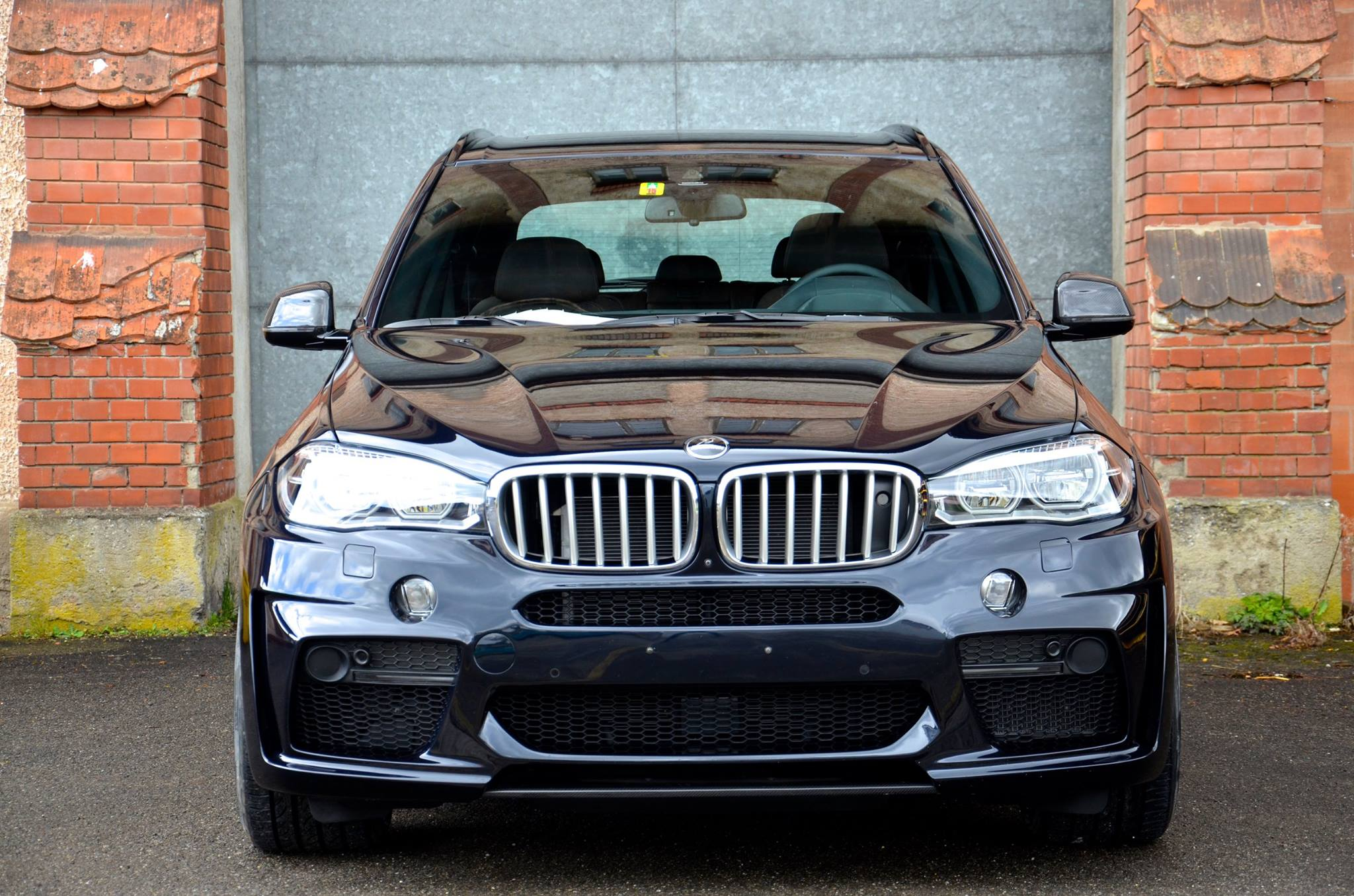 Hamann BMW X5 F15 Tuning Bodykit Widebody 02
