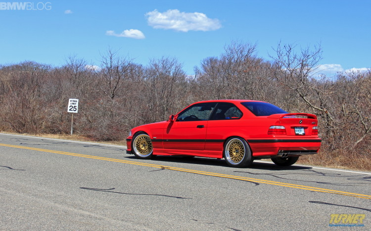 Project E36 M3 Supercharged turner motorsport images 01 750x466