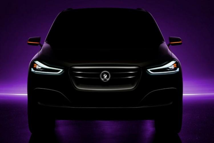 Zinoro Concept Next Auto Shanghai 2015 teased 750x500