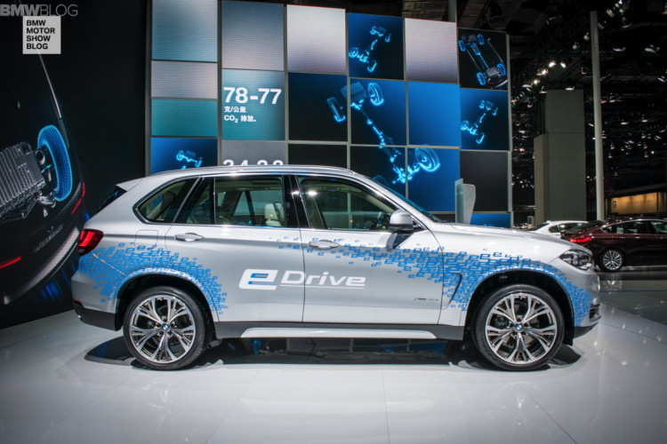 2016 Bmw X5 Xdrive40e Plug In Hybrid To For 63 095