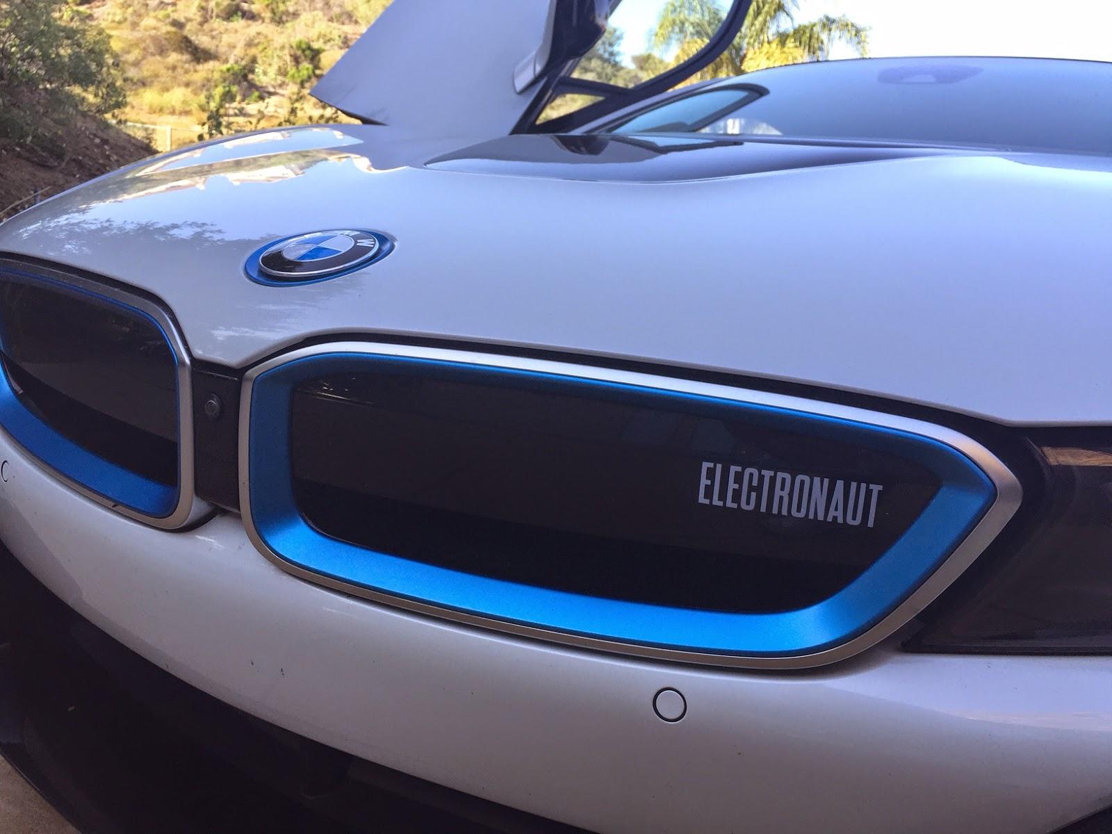 bmw i8 electronaut edition