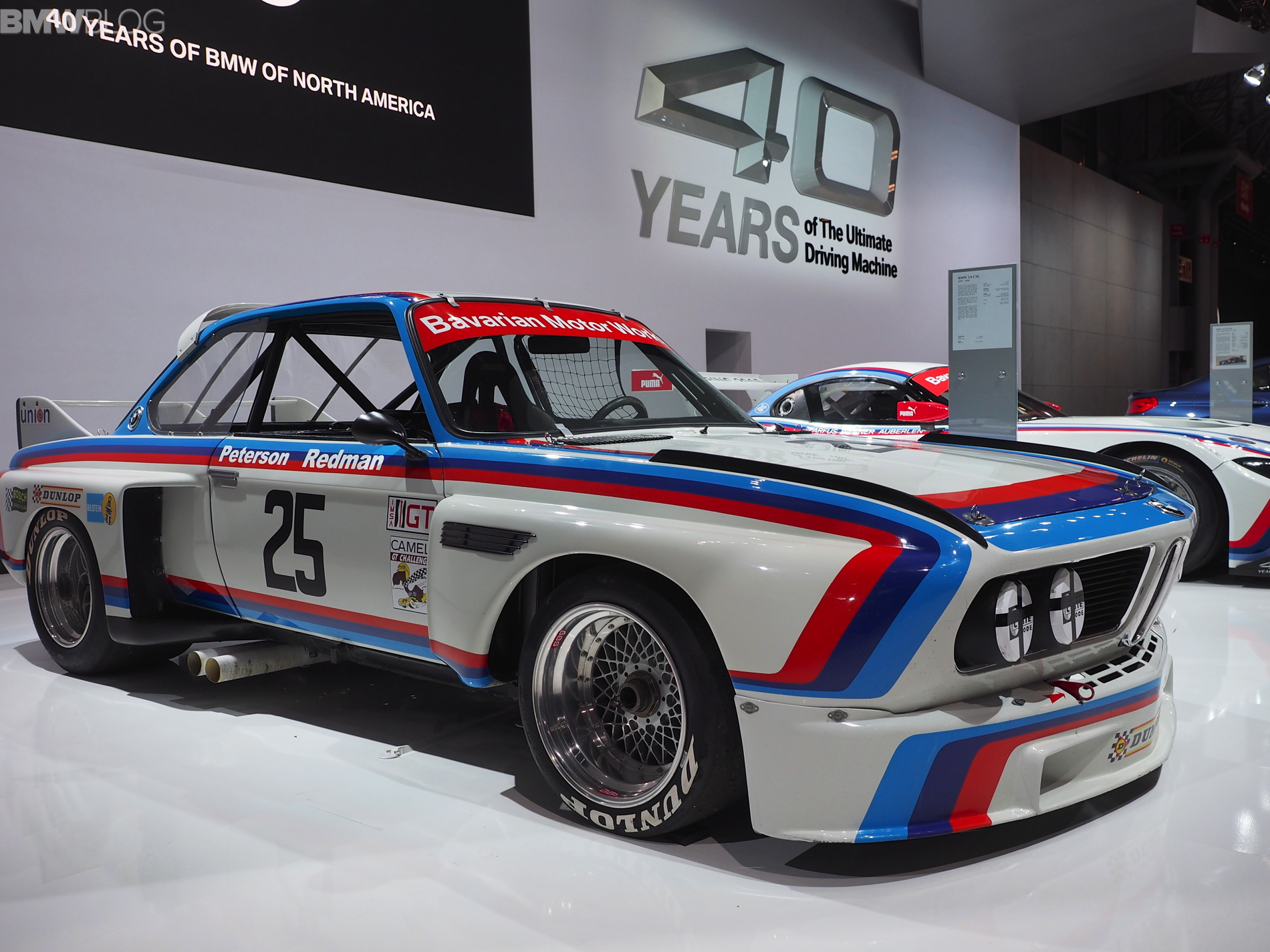 2015 Nyias Imsa Bmw 3 0 Csl Winning Car