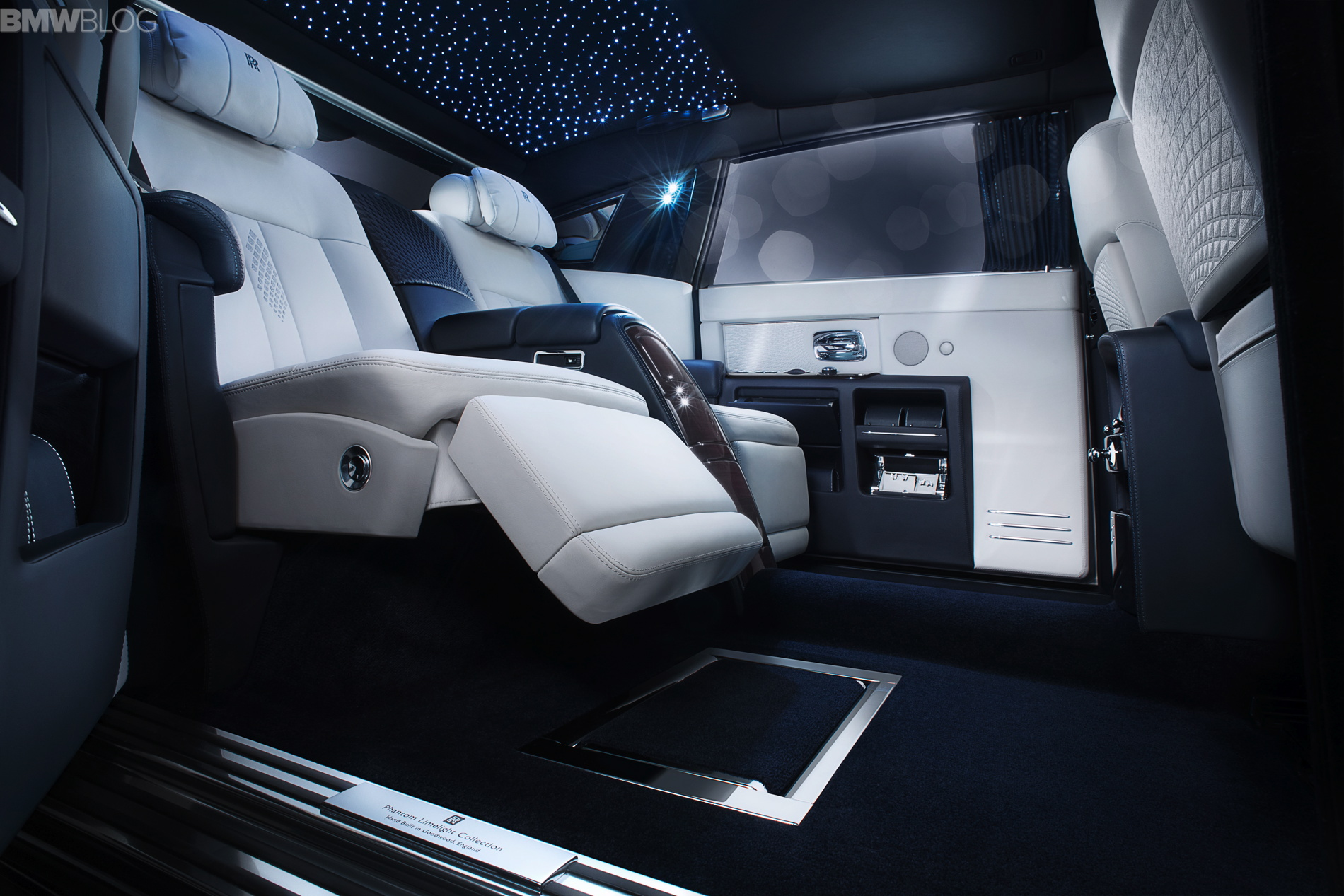Rolls Royce Phantom Limelight Collection Unveiled