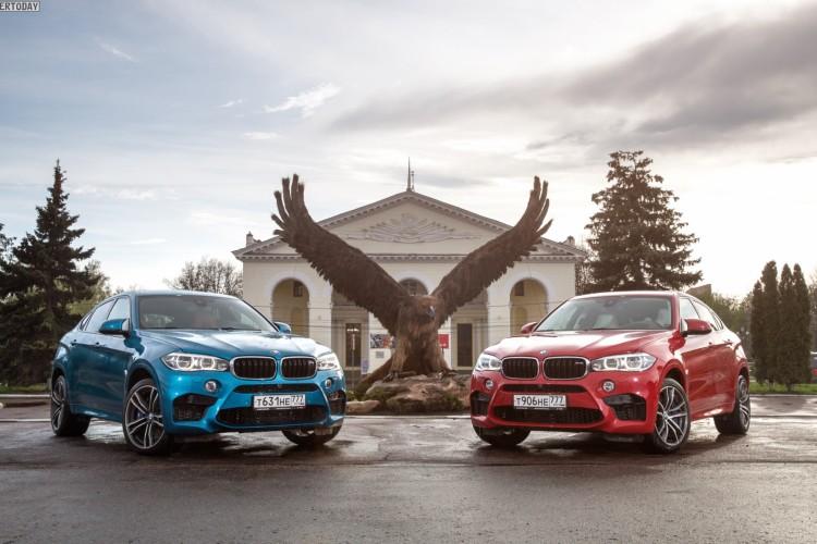 2015 BMW X6 M F86 Russland 08 750x500