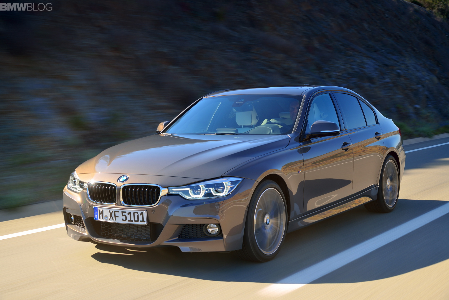 2015 Bmw 3 Series >> 2015 Bmw 3 Series Facelift Exterior And Interior Changes