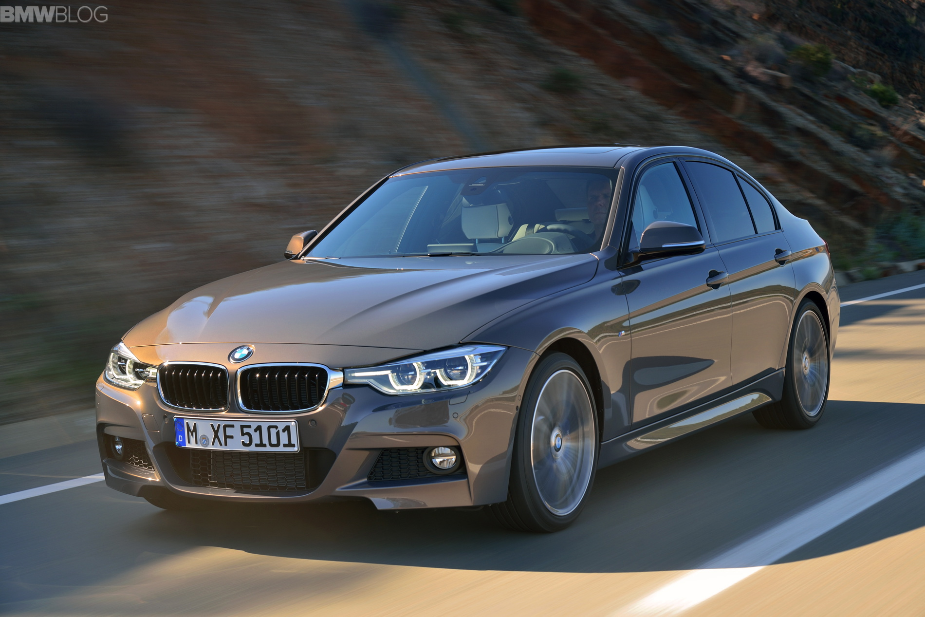 2015 bmw 3 series sedan images 07
