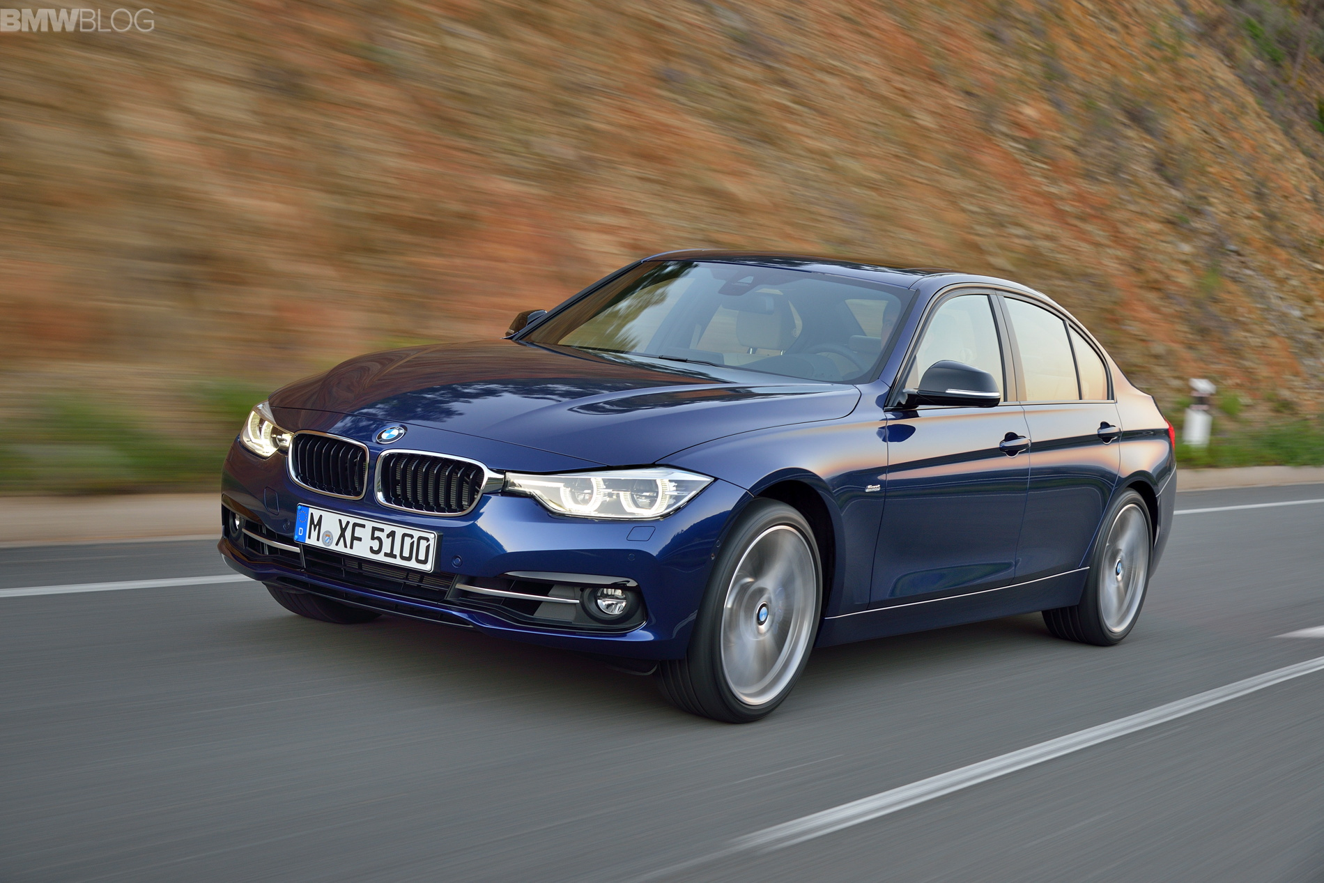 2015 Bmw 3 Series Facelift Exterior And Interior Changes