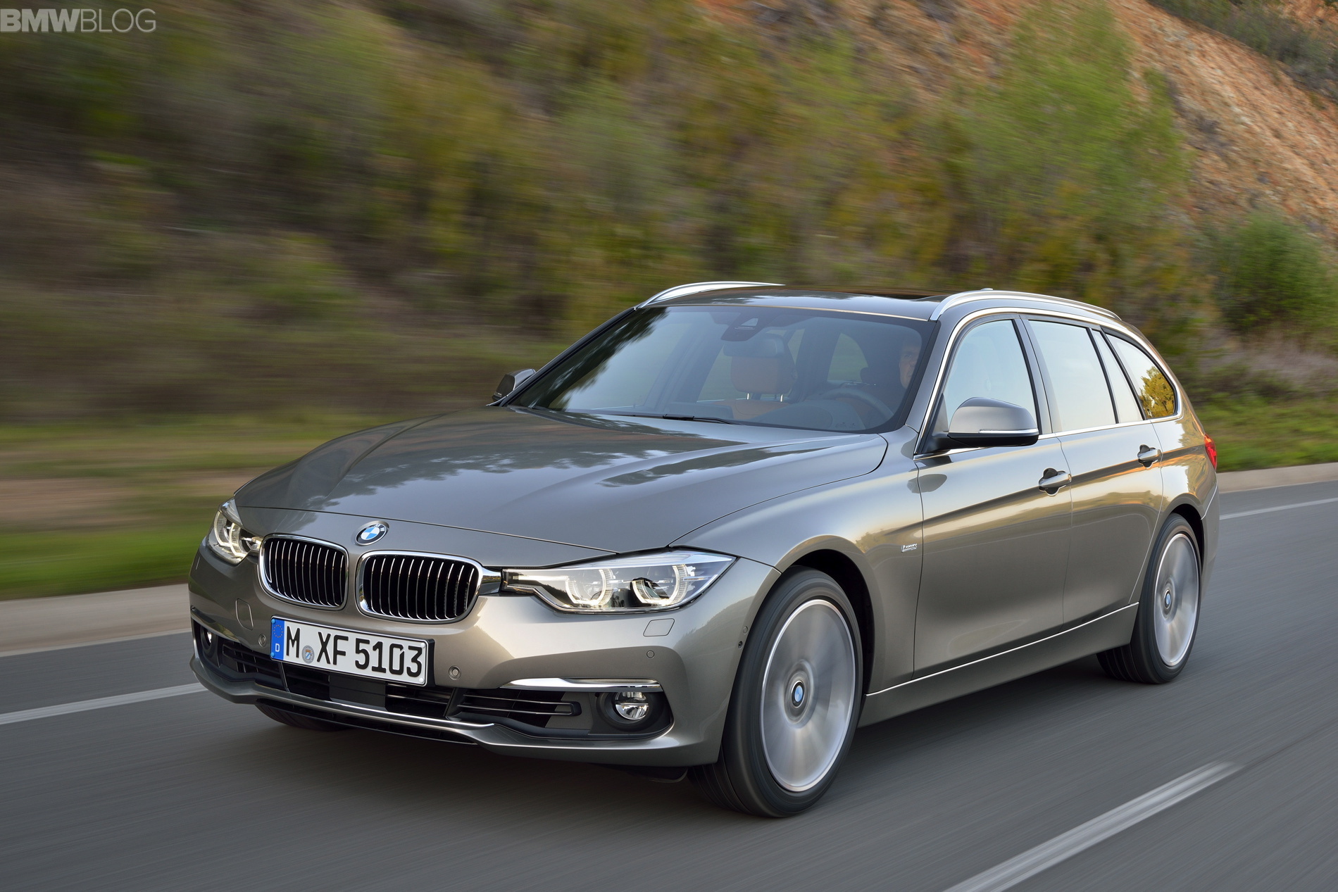 2015 bmw 3 series touring images 33