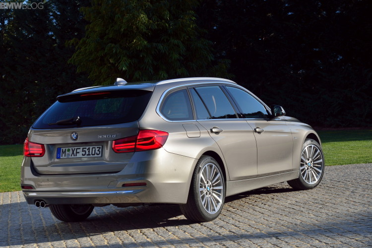 2015 Bmw 3 Series Facelift World Premiere