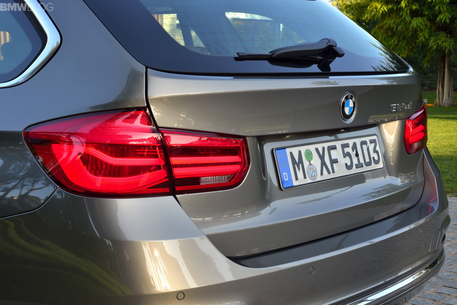 2015 Bmw 3 Series Touring Images 47