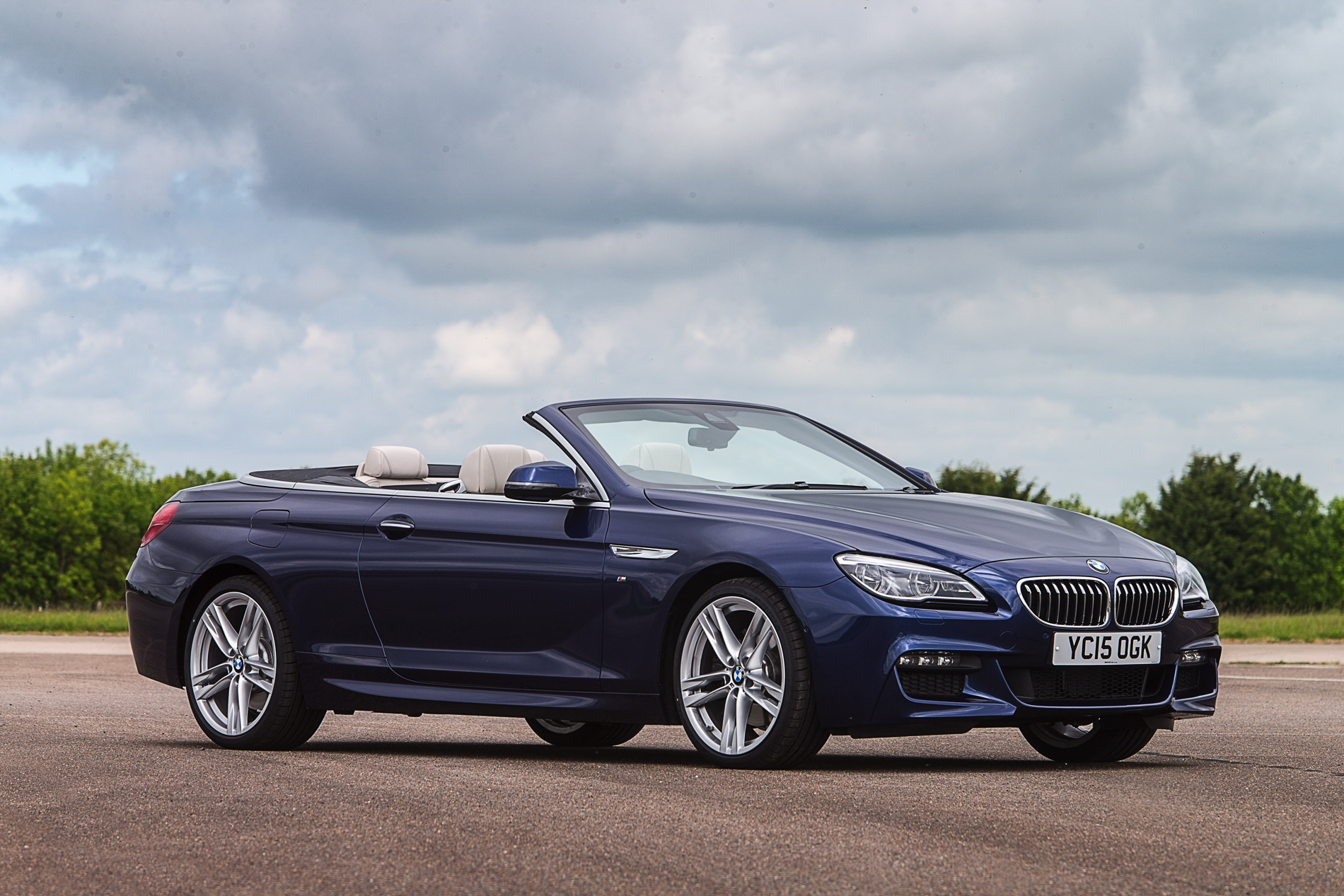 Mini F56 Facelift >> 2015 BMW 6 Series Coupe, Convertible, Gran Coupe - New Photos