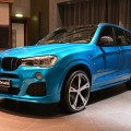 2015 bmw x3 long beach blue image 14 120x120